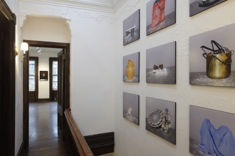 At the Speed of Stone(Installation View), Marianne Boesky Gallery,Uptown, 2012