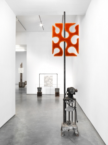 The Radiant Future(Installation View), Marianne Boesky Gallery, 2012