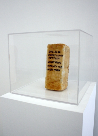 "Song Dong, Bread (After Song Dong's ""Bread"" 1994), 2012"