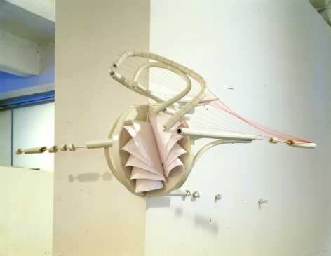 Folded Chair, 2000