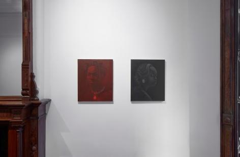 Jump Cut (Installation View), Marianne Boesky Gallery, Uptown, 2013