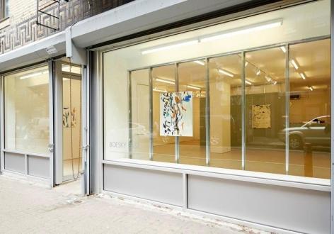 Mimetic Pleasures (Installation View), BOESKY EAST, 2014