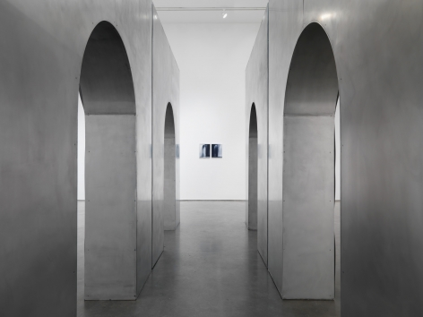 ARCHES(Installation View), Boesky Gallery, 2017