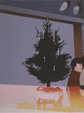 Franziska Holstein, Christmas Tree (Weihnachtsbaum), 2006