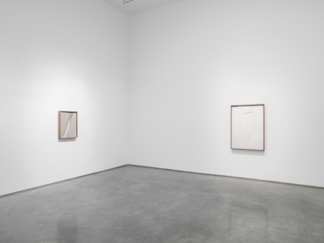 Anthony Pearson(Installation View), Marianne Boesky Gallery, 2015– 2016