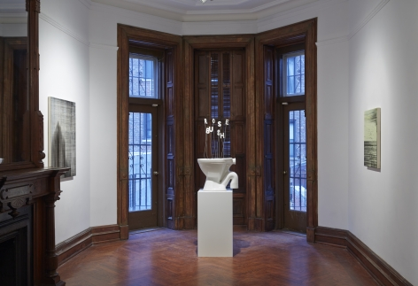 Invitation to a Beheading (Installation View), Marianne Boesky Gallery, Uptown, 2013