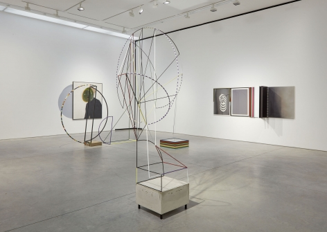 a different sort of gravity(Installation View), Boesky East, 2016