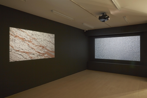 Temporal Maps of a Non-Sedimented Land(Installation View), BOESKY EAST, 2015
