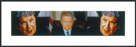 Ex-President, 2006, 3 C-prints