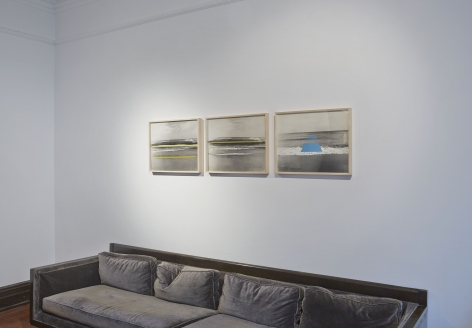Image and Matter in Japanese Photography from the 1970s(Installation View), Marianne Boesky Gallery, 2014