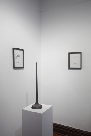 A Real Slow Drag (Installation View), Marianne Boesky Gallery, Uptown, 2011