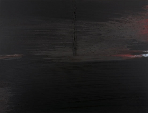 Dead Day VI, 2008, Acrylic on linen