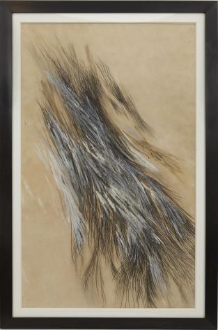Jay DeFeo, Untitled, 1957-59