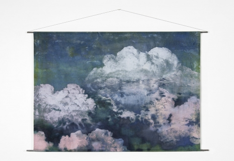 Jay Heikes Mother Sky, 2018