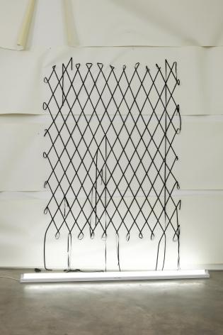 Yuichi Higashionna, Elastic Installation, 2011