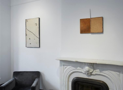 Abstract in your Home (Installation View), 	Marianne Boesky Gallery, Uptown, 2012