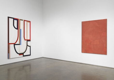 Crescendo(Installation View) Boesky Gallery, 2018