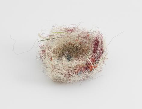 Björn Braun Untitled (nest), 2014