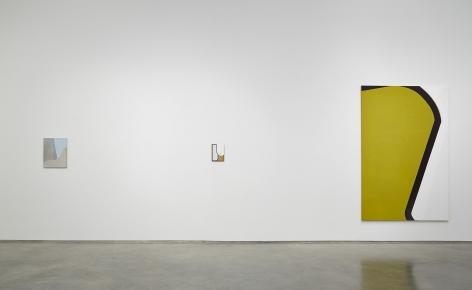 Untitled/Head(Installation View), Marianne Boesky Gallery, 2015