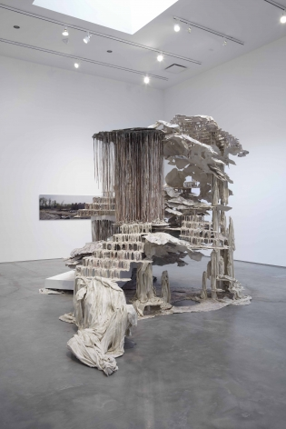 Lost Paradise(Installation View), Marianne Boesky Gallery, 2011