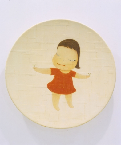 The Little Ambassador Comes Back, 2002, Acrylic on canvas over fiberglass