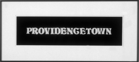 Providencetown, 2006, C-print