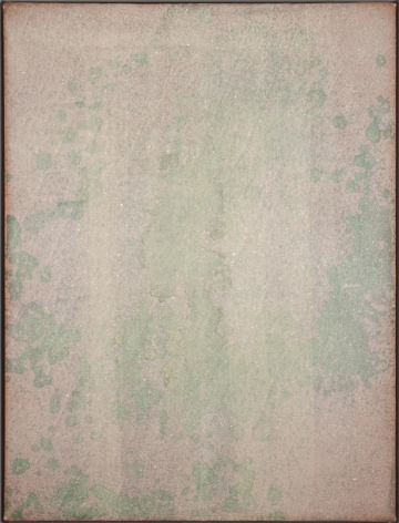 Andy Warhol, Diamond Dust Oxidation Painting, 1978