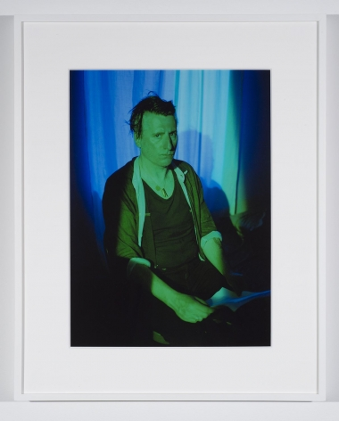 Untitled (Still from The Blue Lenses), 2014,