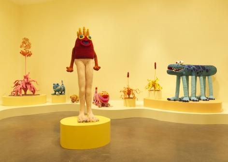 Madonna(Installation view), Marianne Boesky Gallery, New York