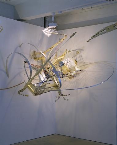Fractured Sculpture, 2000