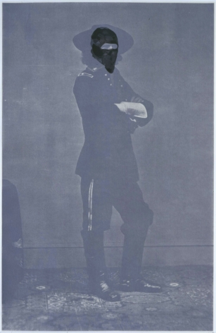 Untitled Portrait (Little Big Horn), 2007