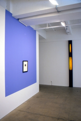Vapor Group Show (Installation View) , Marianne Boesky Gallery, 2002