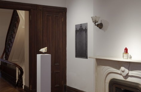At the Speed of Stone (Installation View), Marianne Boesky Gallery, Uptown, 2012