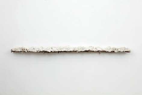 Björn Braun Horizont (with fieldmouses) 1, 2015