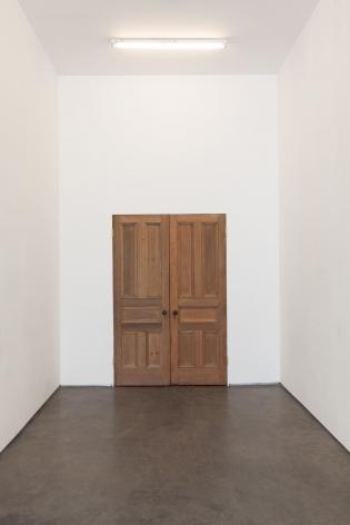 Snow (Installation View), Marianne Boesky Gallery, 2014