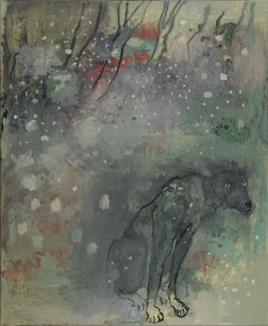 Hannah Van Bart animal painting