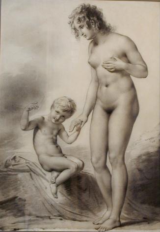 Cupid and Galatea