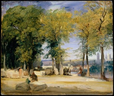 RICHARD PARKES BONINGTON, (British,1802–28)