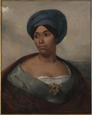 EUGÉNE DELACROIX, (French, 1798 - 1863)