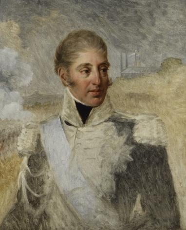 BARON ANTOINE-JEAN GROS (French, 1771-1835), Portrait ofCharles X