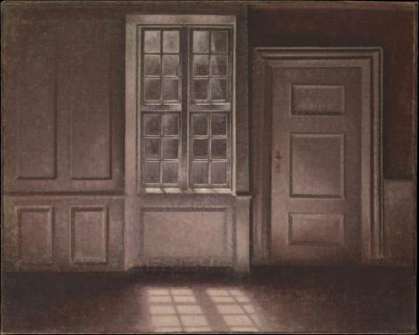 VILHELM HAMMERSHØI, (Danish, 1864–1916)