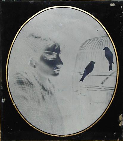 Joseph Cornell, Renée Jeanmaire (Zizi) in Carmen, 1946-49