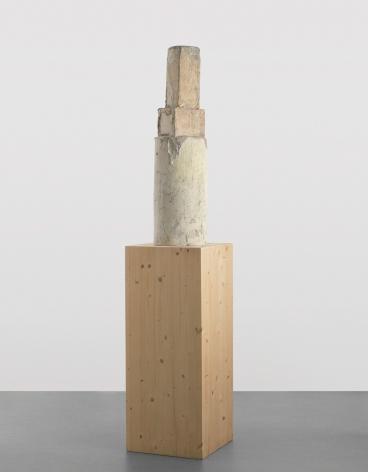 Cy Twombly, Untitled (Zurich), 2009, Sculpture: bronze