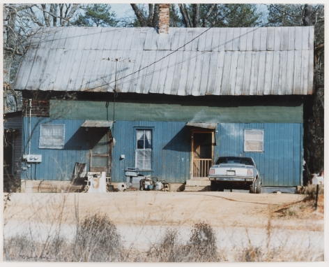 Saddlebag House Clarke County, Georgia, c. 1995