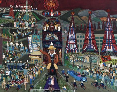 Ralph Fasanella: A More Perfect Union