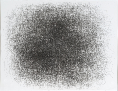 Untitled, 2011, Ink on paper