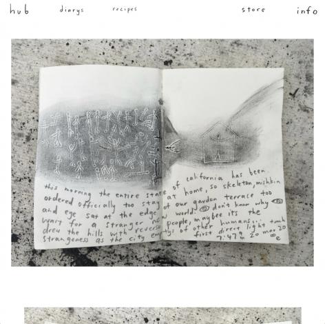 terence koh: diary