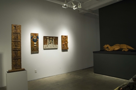 Albert Hoffman: Sculptor of Wood