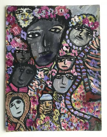 Janet Sobel (1893 - 1968)