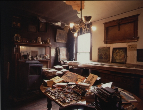 Henry Darger's Room: Photographs by Keizo Kitajima